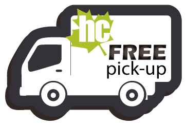 Free delivery with Hamilton Cleaners