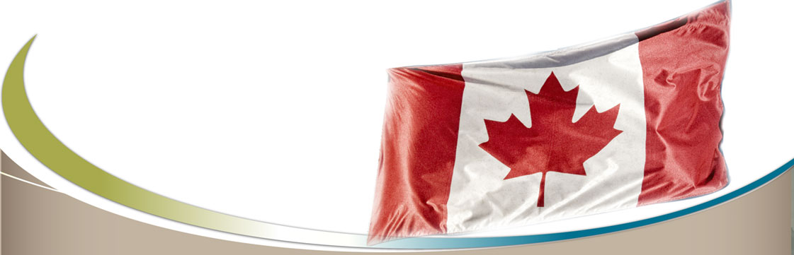 Hamilton Cleaners will clean your Canadian Flag free of charge