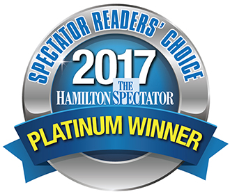 Hamilton Cleaners wins Platinum